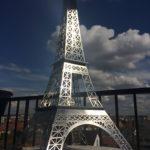 Tour Eiffel luxe édition
