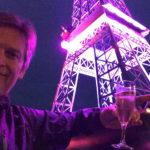 Cocktail autour de la tour Eiffel événementiel