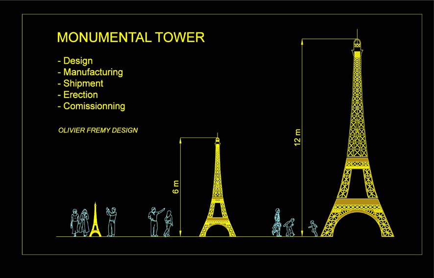 MONUMENTAL TOWER