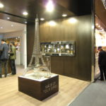 Eiffel tower at Baselworld